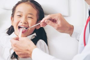 Dentists for children pay attention to specific concerns.