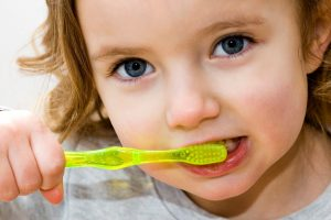Dentists for children help kids develop healthy life-long habits.