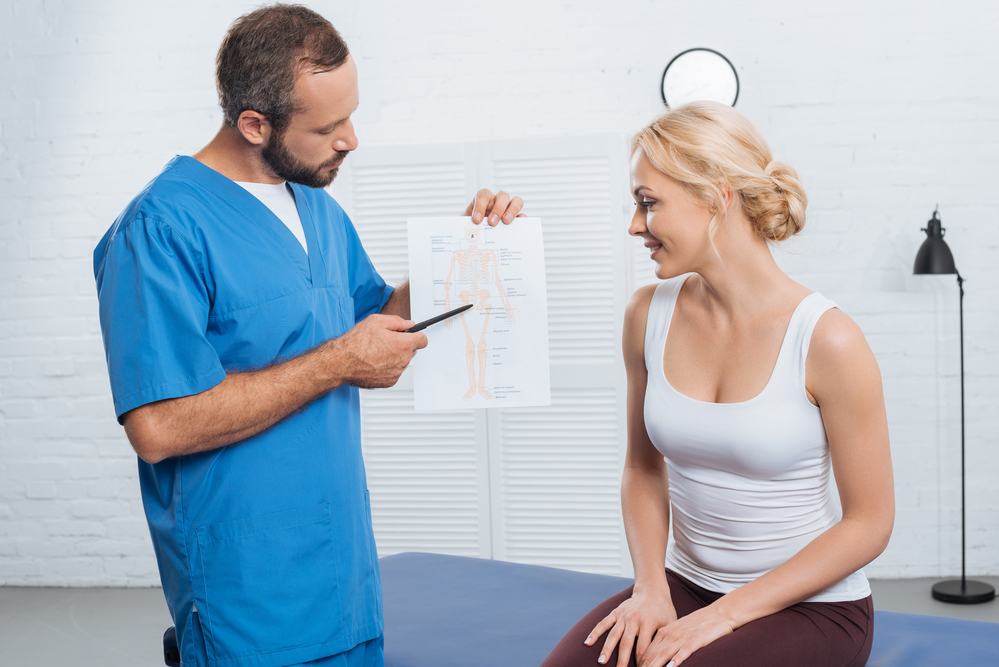 Physical therapists will evaluate your condition to determine a care and treatment plan for you.