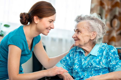 Geriatric physical therapy focuses on the ailments of older individuals