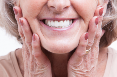 Dentures can enhance your appearance and boost your self-esteem.