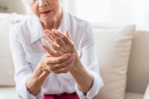 Most seniors suffer from arthritis.