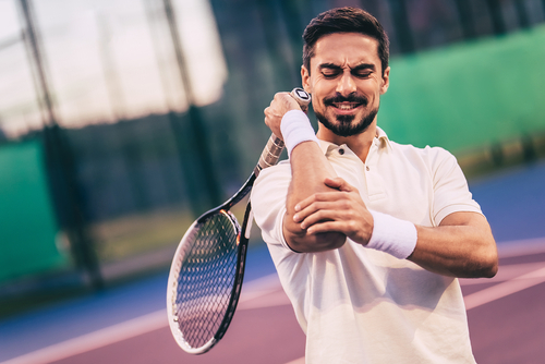 Physical therapy treatment can help treat sports-related injuries.