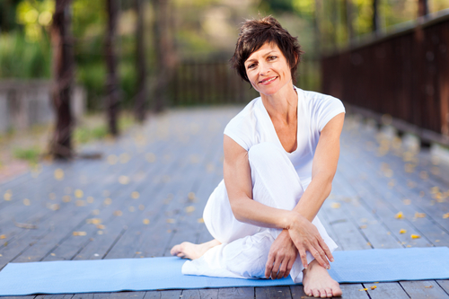 Physical therapy treatment can improve mobility.